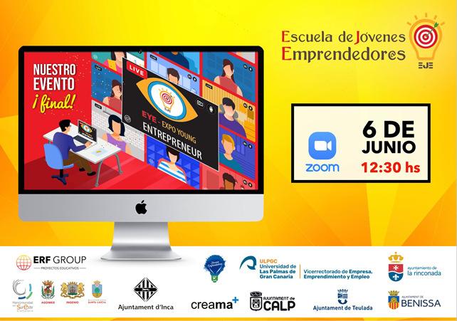 Evento Eye Expo Entrepreneur