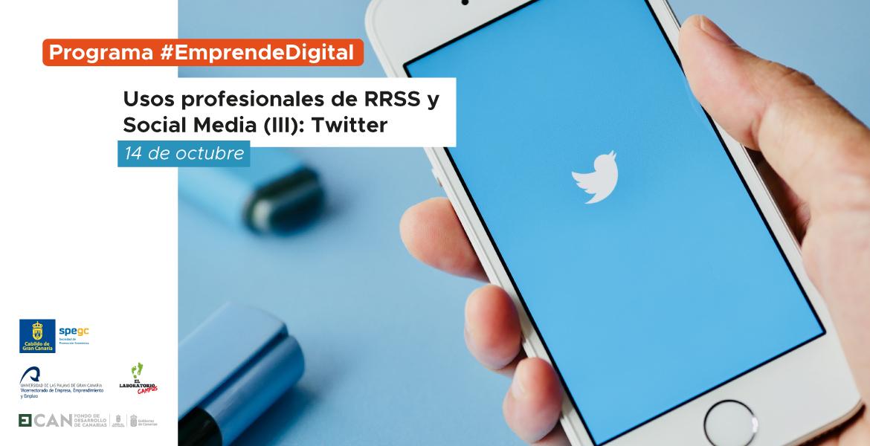 Programa #EmprendeDigital: Usos Profesionales de RRSS y Social Media (II) - Instagram