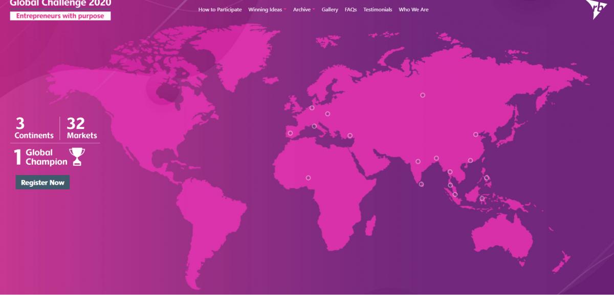 Programa de Emprendimiento RB Global Challenge