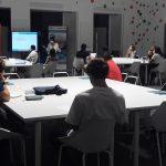 Sesión presencial del Programa Cataliza IV el 27 de octubre