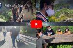 Montaje de fotos para desear un feliz año 2021